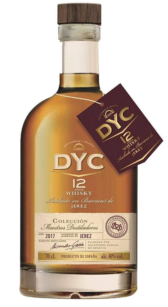 DYC 12 Whisky