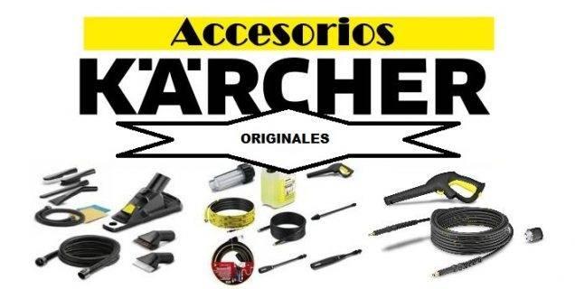 accesorios karcher