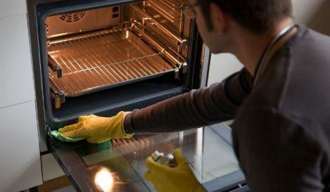 Cómo Limpiar El Horno Muy Sucio 7 Metodos Rápidos Y Caseros