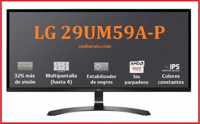 LG 29UM59A-P